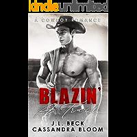 Blazin A Trail: A Cowboy Romance (Triple K Ranch Book 4)