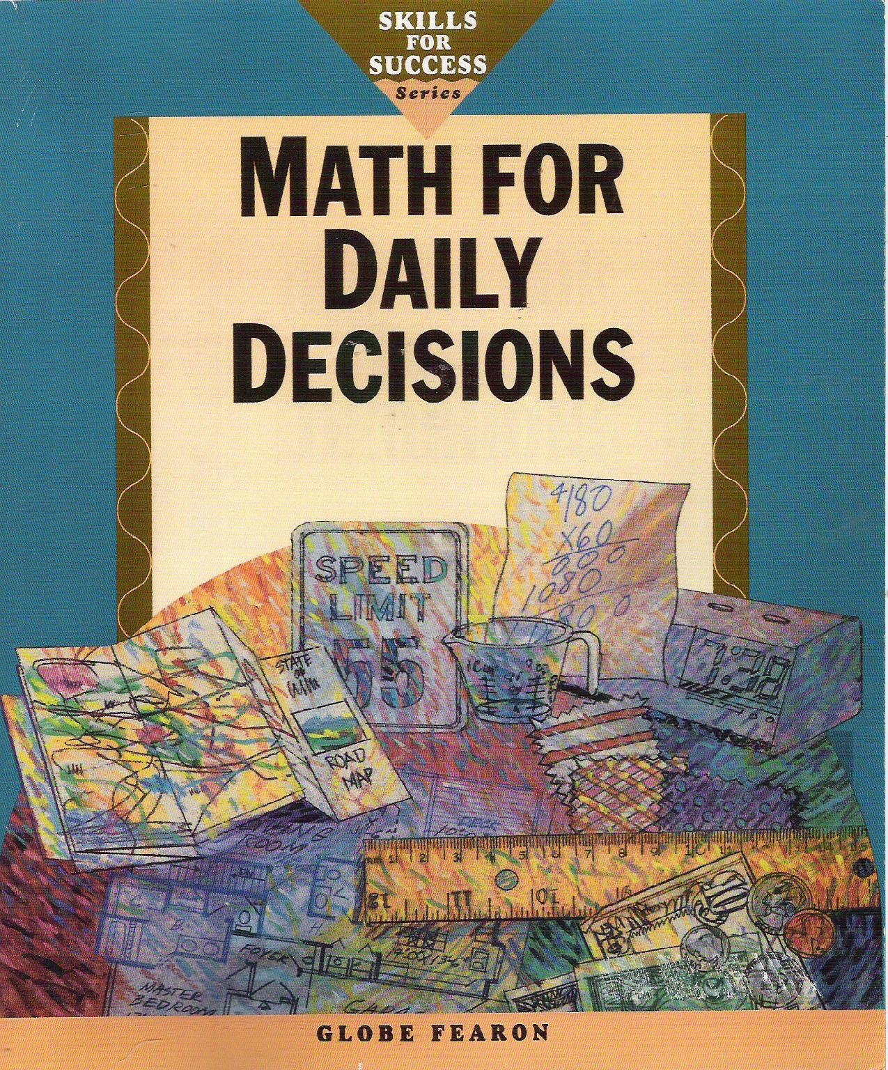 Download Math for Daily Decisions (Skills for Success) pdf