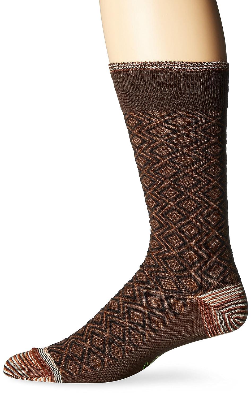 Robert Graham Men's Taki Robert Graham Men' s Taki Black Robert Graham Mens Socks R62396/001