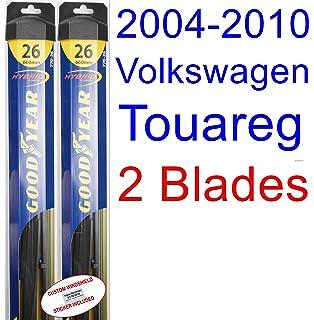 2004-2010 Volkswagen Touareg Replacement Wiper Blade Set/Kit (Set of 2 Blades