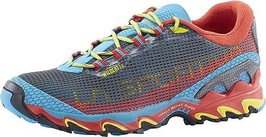 La Sportiva - Zapatillas de running para hombre azul azul: Amazon.es: Ropa y accesorios