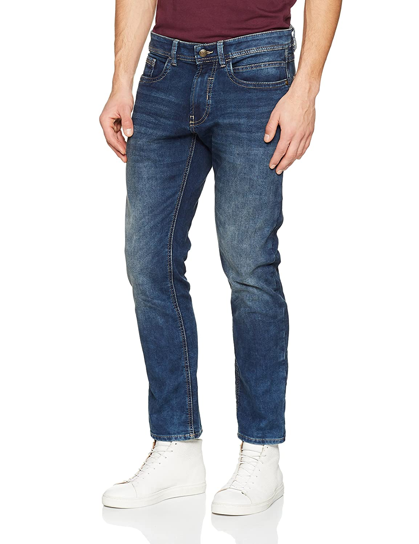 Hattric Herren Jeans Harris Vaqueros Slim para Hombre