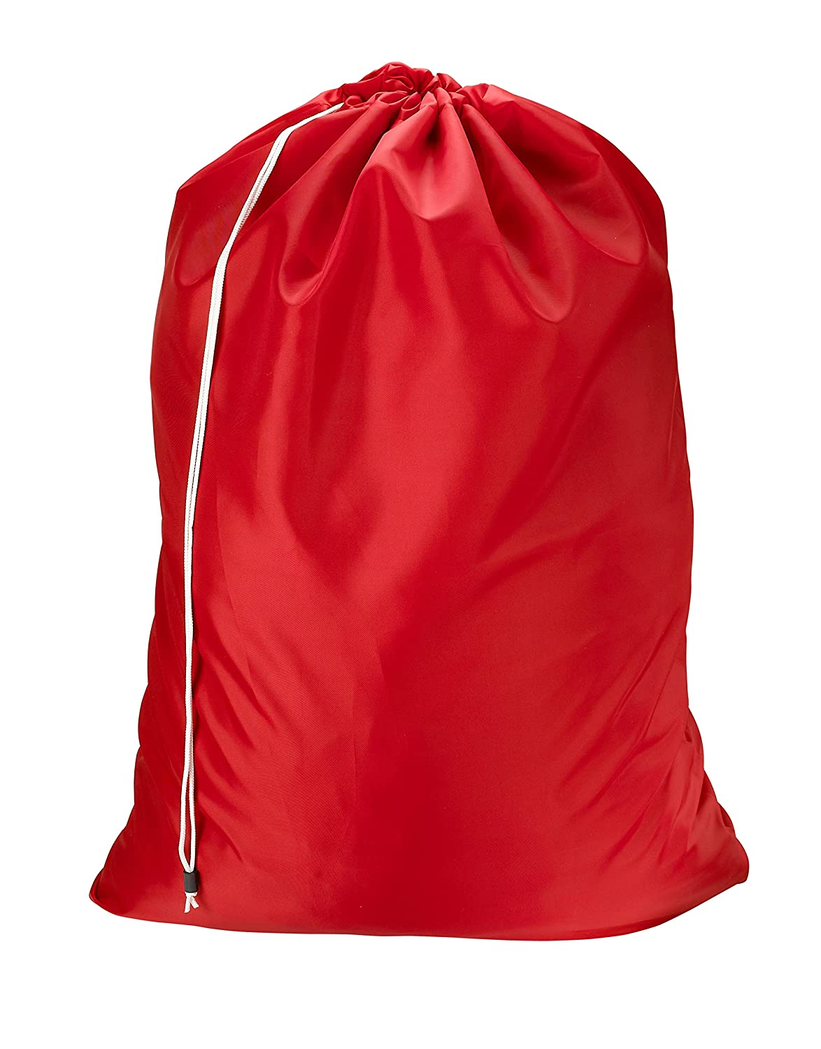 beacf71561344 Nylon Laundry Bag - Locking Drawstring Closure and Machine Washable. These  Large Bags will Fit a Laundry Basket or Hamper and Strong Enough to Carry  up to ...
