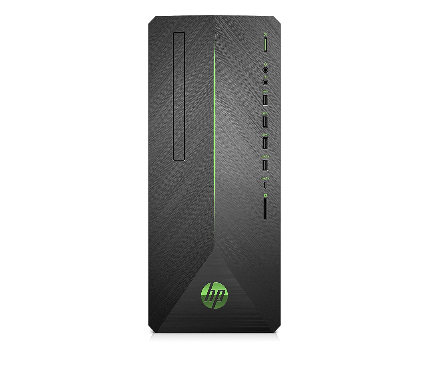 amazon com hp pavilion gaming pc desktop computer intel core i5 rh amazon com