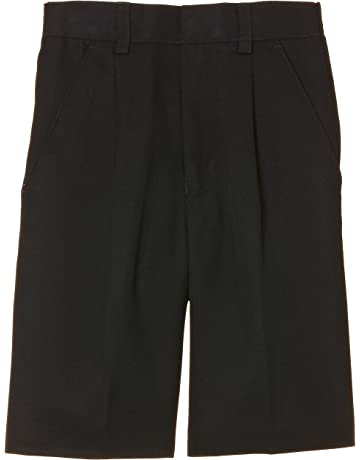 e069573a Trutex Limited Boy's Plain Bermuda Plain Shorts