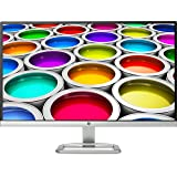 "HP 27ea Monitor, 27"", Full HD 1920x1080, IPS con Retroilluminazione LED, Altoparlanti Integrati, Argento"