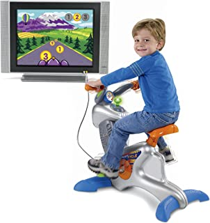 amazon com fisher price smart cycle old version toys games rh amazon com Smart Cycle Instruction Book Fisher-Price Smart Cycle Cord