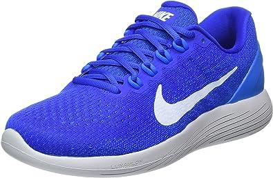 Nike Lunarglide 9, Zapatillas de Running para Hombre, Azul (Hyper ...