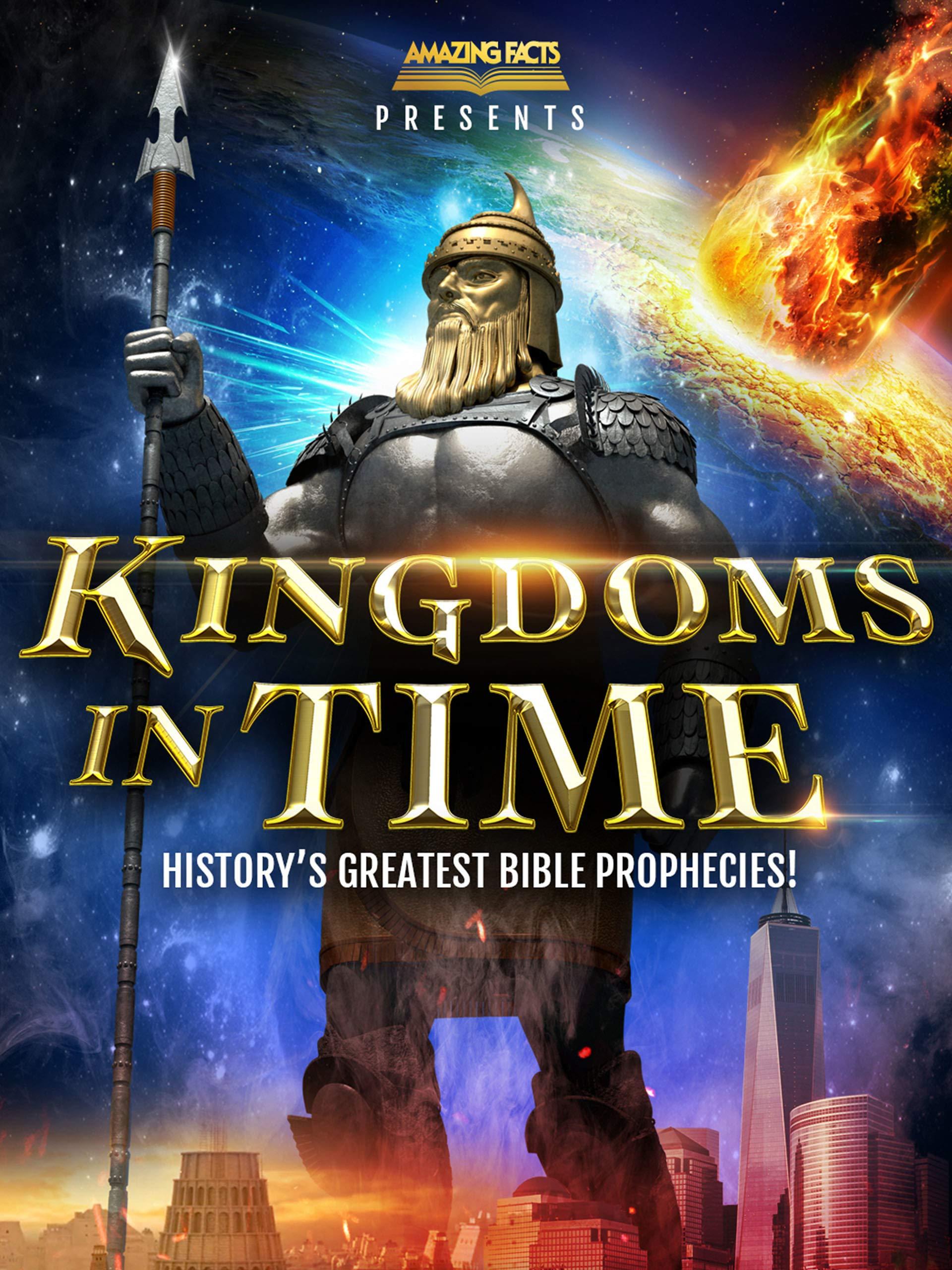 Kingdoms in Time on Amazon Prime Video UK