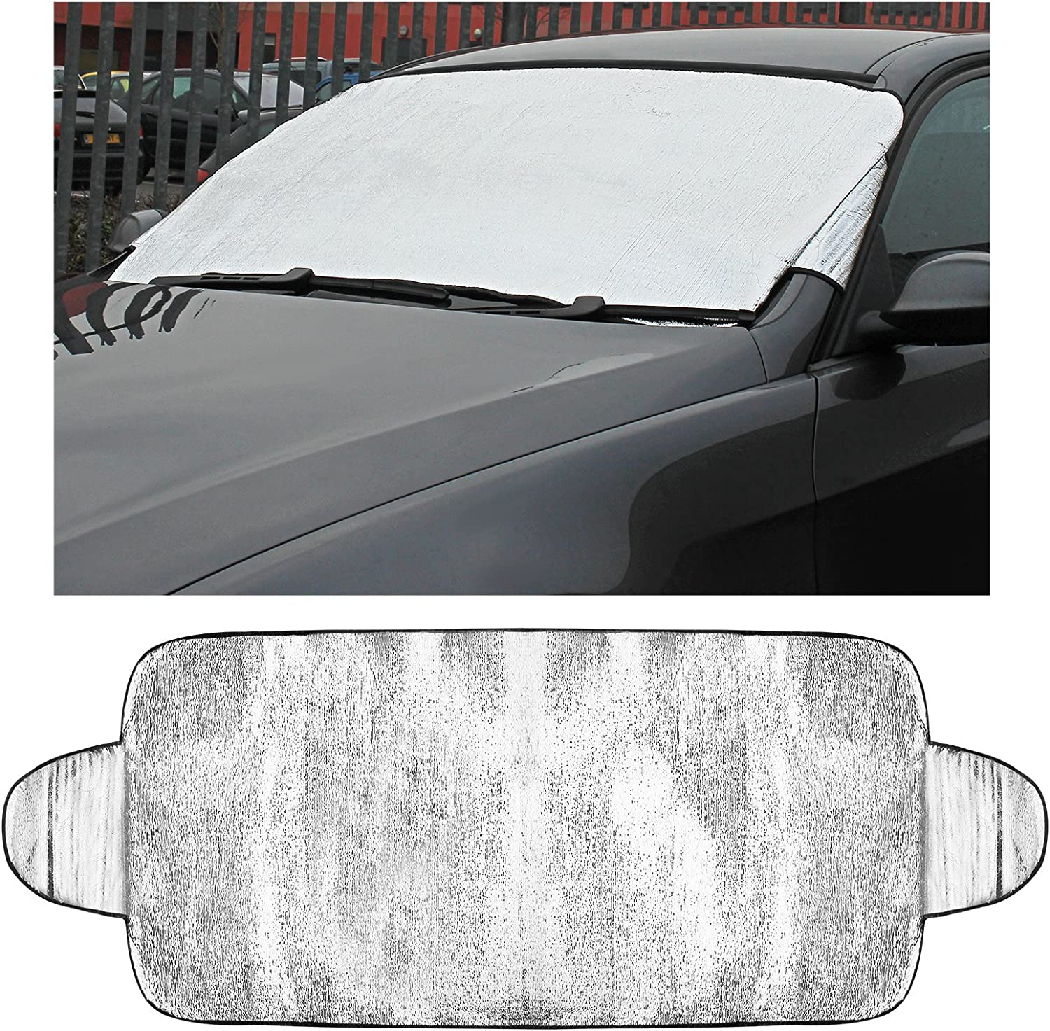 Winter Windscreen Snow Ice Frost Cover For Land Rover Discovery Sport 2014 on