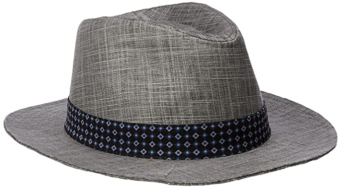 Amazon.com: Ben Sherman – Chaqueta con textura lino Trilby ...
