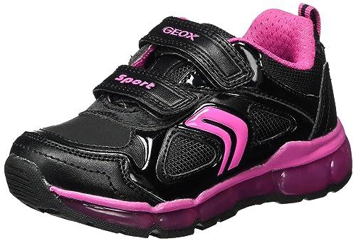 Geox J Android A, Zapatillas para Niñas: Amazon.es: Zapatos y complementos