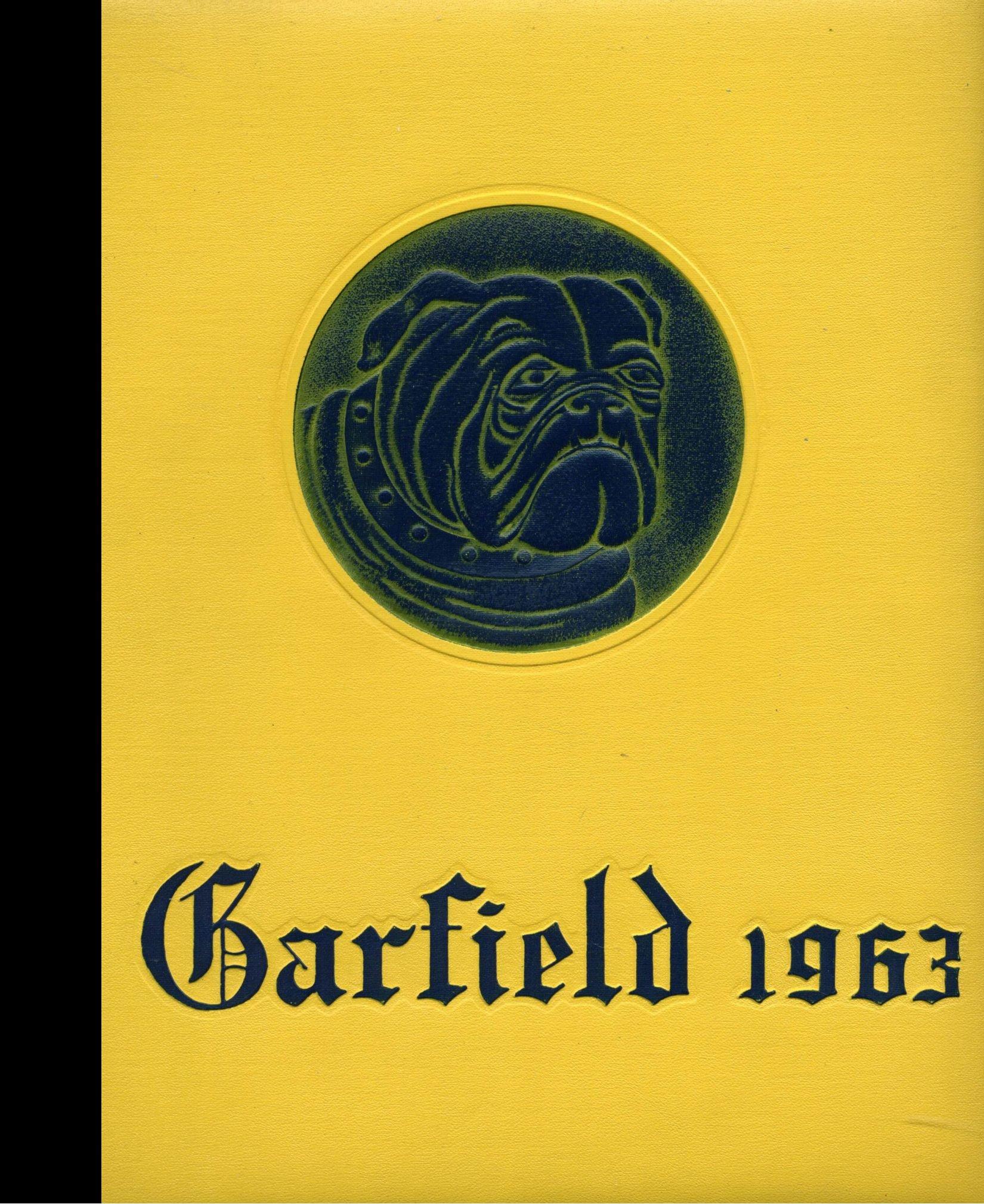 Reprint 1963 Yearbook Garfield Heights High School Garfield Heights Ohio Yearbook Staff Garfield Heights High School 1963 Amazon Com Books