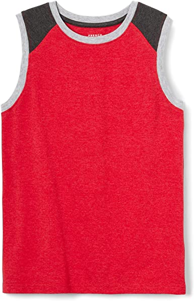 French Toast Boys Sleeveless Muscle Tee