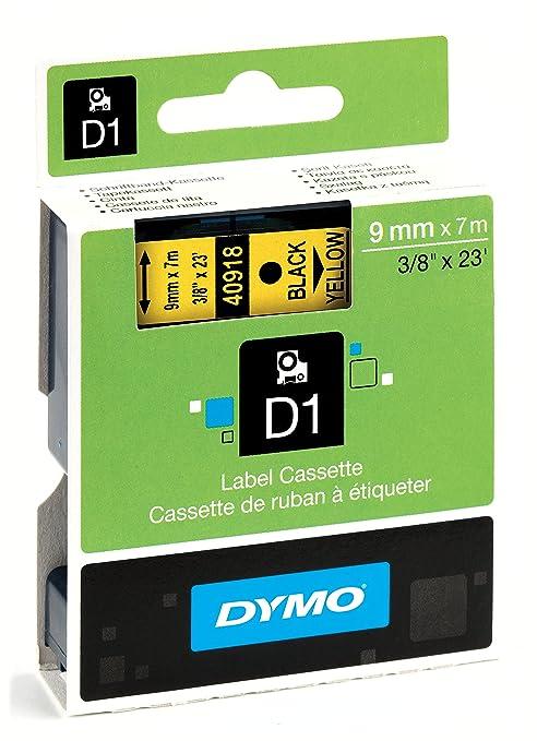85 opinioni per Dymo D1 etichette autoadesive per stampanti LabelManager, rotolo da 9 mm x 7 m,