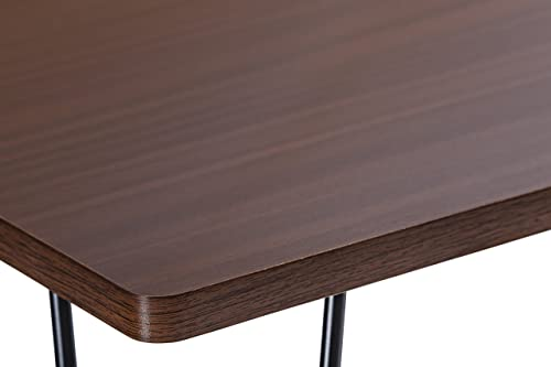 Poly and Bark Ralston Writing Desk – Standard Height – in Walnut