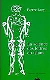 La science des lettres en islam