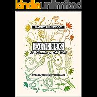 Exotic Birds: 24 Flourishes for Solo Viola (Original Solo Repertoire Book 2) book cover
