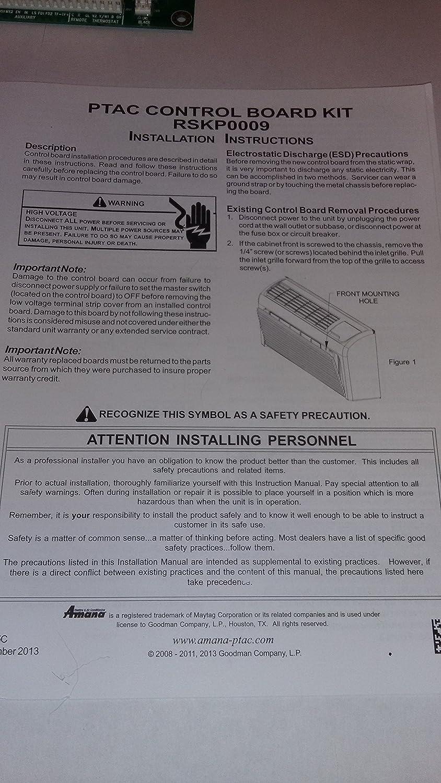 Amazon.com: Amana RSKP0009 Universal Control Board: Industrial ...