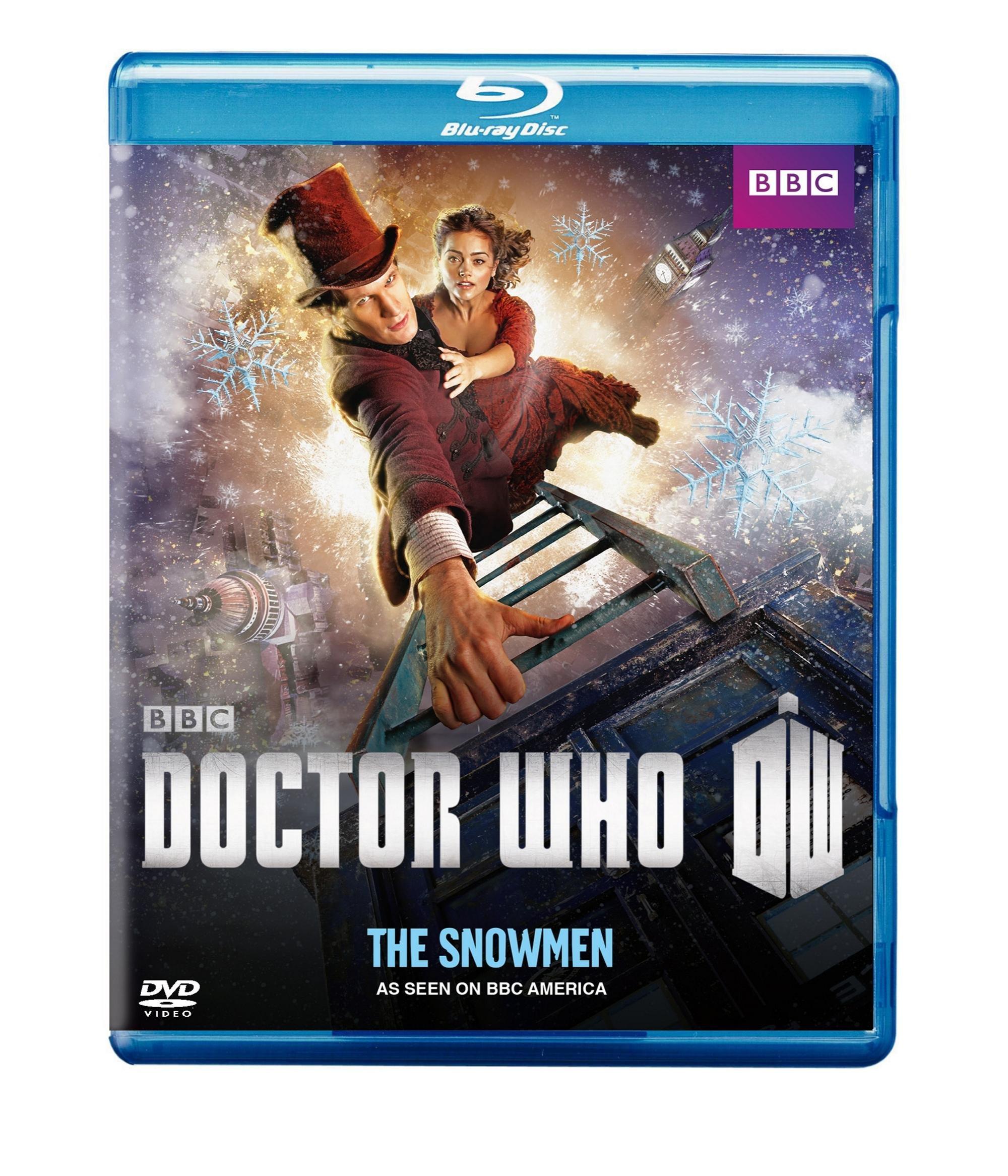 Blu-ray : Doctor Who: The Snowmen (Eco Amaray Case)