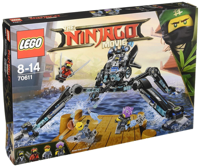 LEGO Ninjago Ninjago Guerrero acuático
