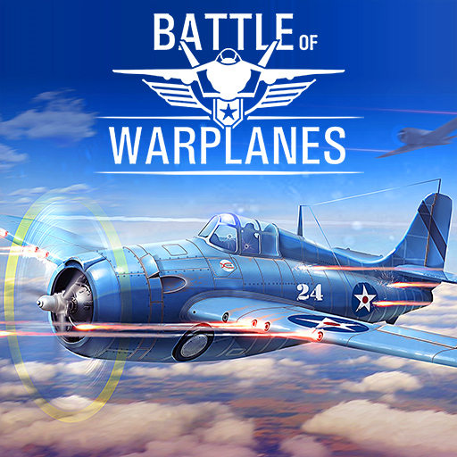 Battle Of Warplanes  Airplane Games War Simulator