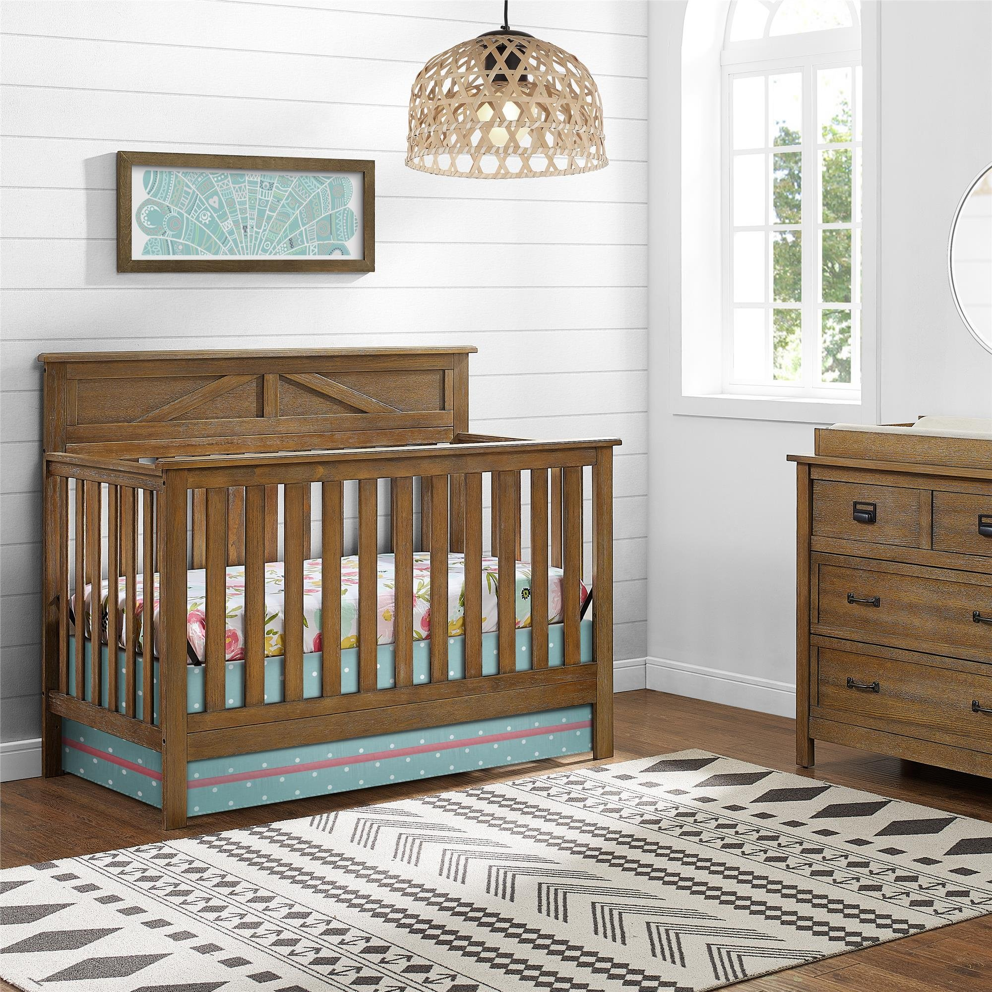 Baby Relax Hathaway Topper, Rustic Coffee by Baby Relax (Image #3)