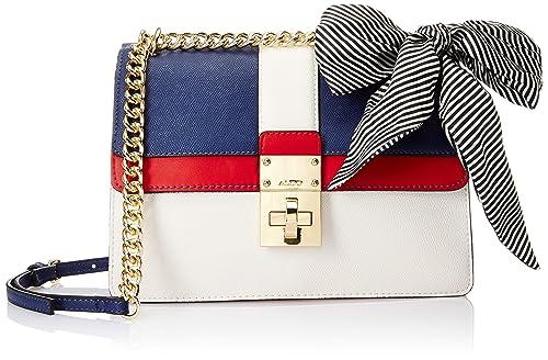 352efa6ba89 Aldo Women s Sling Bag (Navy Miscellaneous)  Amazon.in  Shoes   Handbags