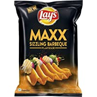 Lay's Maxx, Sizzling Barbeque  Pouch,  33 g