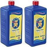 Pustefix 420869725 - Refill für Maxi Seifenblasen, 1 Liter (2er Pack)