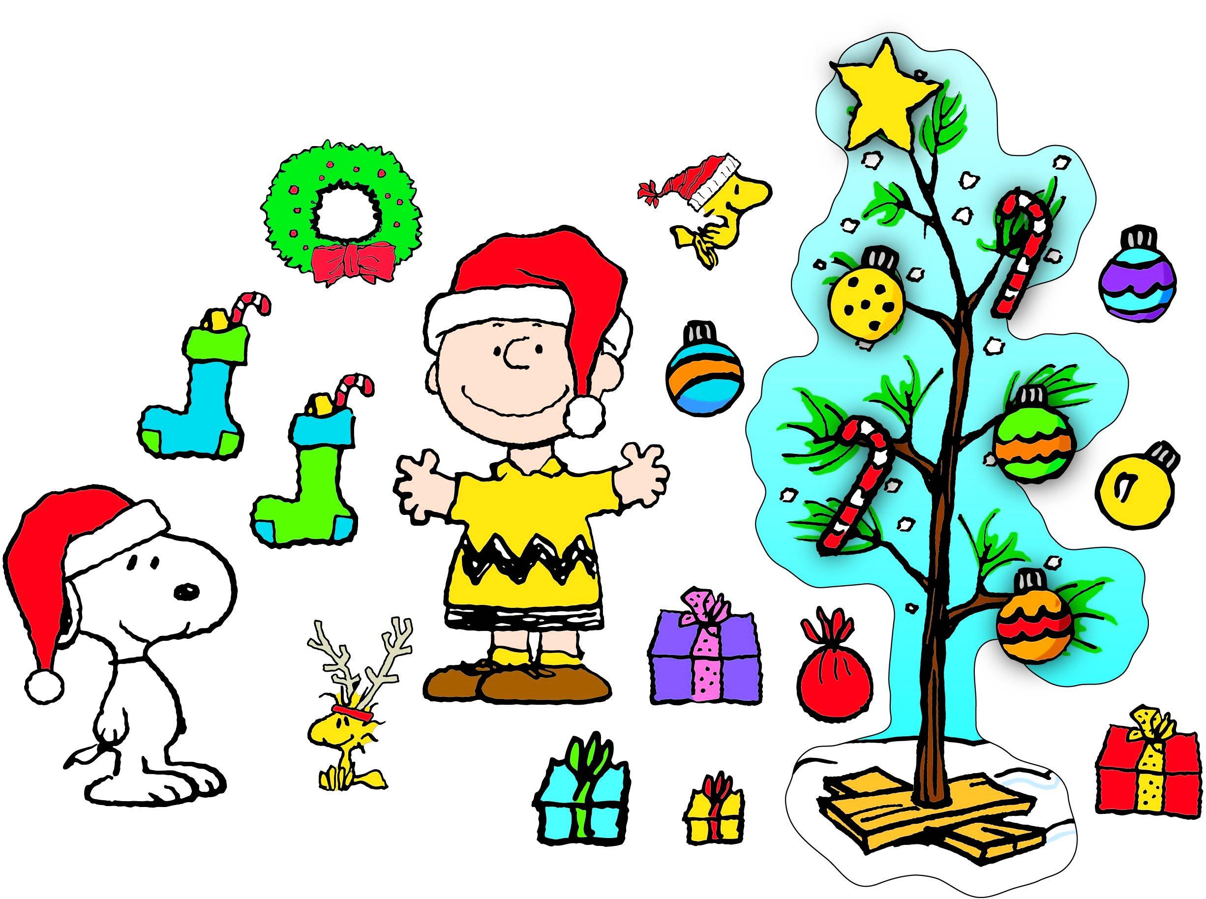 Amazon.com : Eureka A Charlie Brown Christmas Bulletin Board Sets ...