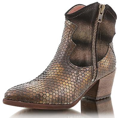 Felmini 9542 Hepesto Cascavel Damen Stiefelette  Amazon.de  Schuhe ... db70412dd2