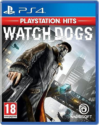 Watch Dogs - Hits - PlayStation 4 [Importación italiana]: Amazon.es: Videojuegos