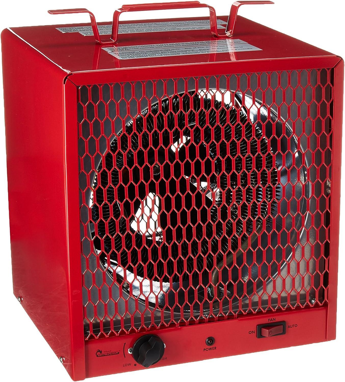 Dr. Infrared Heater Garage Shop 208/240V, 4800/5600W Heater}