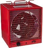 Dr. Infrared Heater DR-988 Garage Shop 208/240V, 4800/5600W Heater with 6-30R Plug