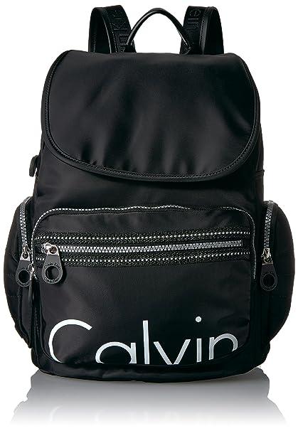 Amazon.com: Calvin Klein Athliesure - Mochila de nailon ...