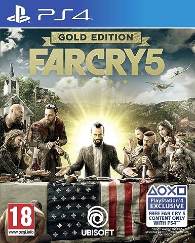 Far Cry 5 Gold Edition - PlayStation 4 [Importación inglesa ...