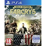 Far Cry 5 (Gold Edition)   [UK Import] [PlayStation 4]
