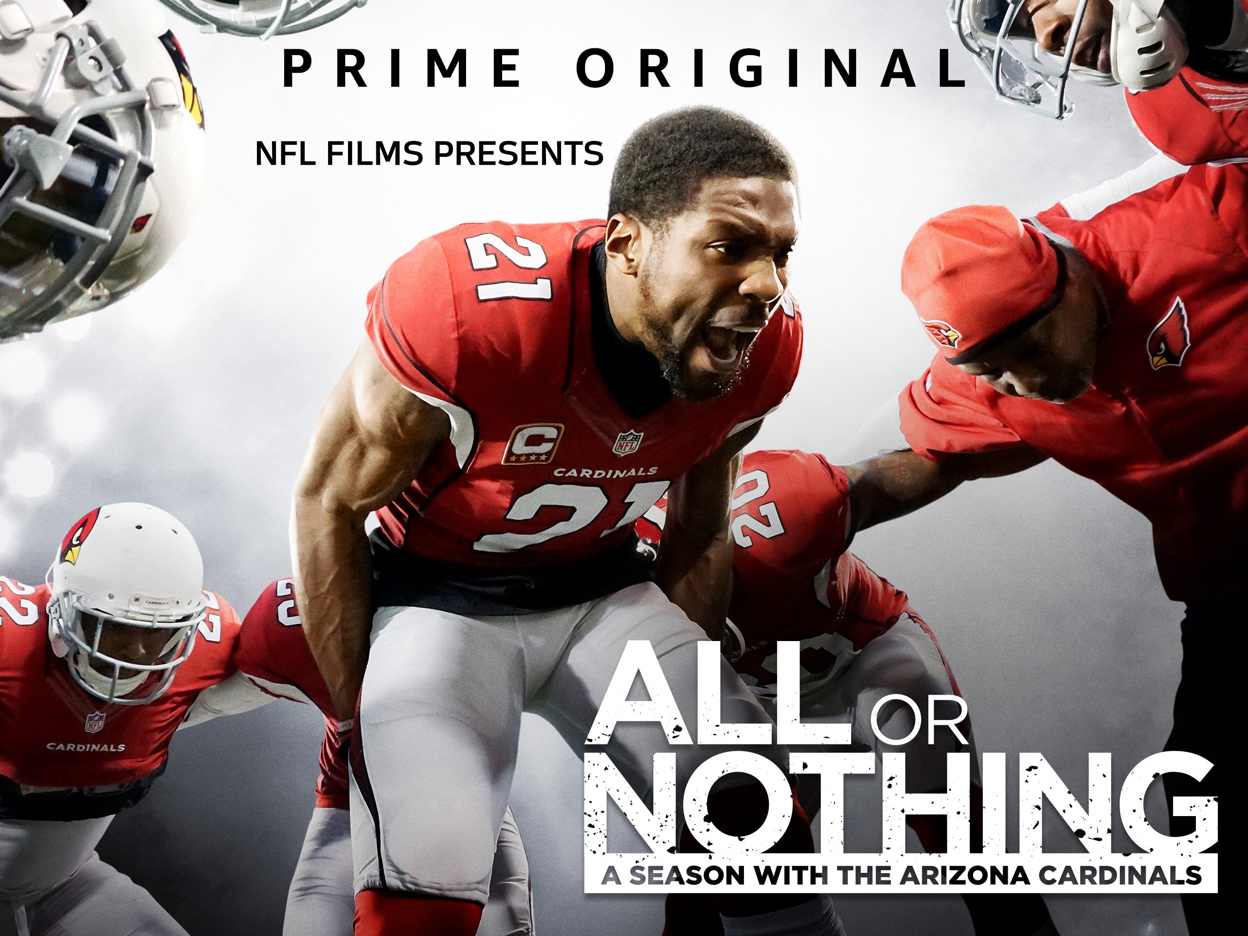 a68bb3958a5 Amazon.co.uk  Watch All Or Nothing  A Season With The Arizona Cardinals