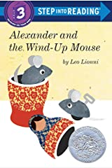 Alexander and the Wind-Up Mouse (Step Into Reading, Step 3) Paperback