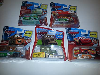 DISNEY CARS LENTICULAR PAINT MASK  MCQUEEN CHASE