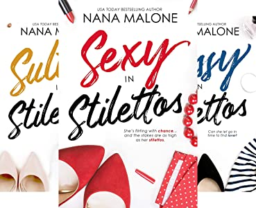 In Stilettos (9 book series) Kindle Edition