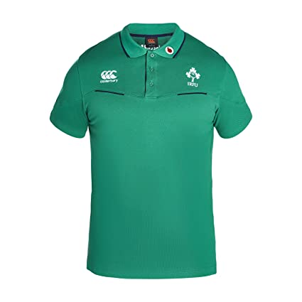 Canterbury Polo Deportivo de algodón de Irlanda, Hombre, Color ...
