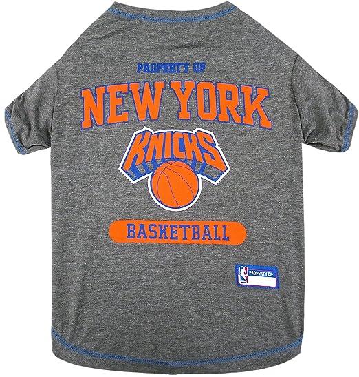 Tee - Camiseta de mascota Perro Gato - Camiseta de manga corta - T Shirt - Camiseta de NBA - NBA - Camiseta de baloncesto de mascota Perro T - 12 equipos ...