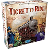 Ticket to Ride Strategy Game