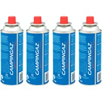 Campingaz CP250 - Cartucho de Gas, color Azul,  4 x 220 g