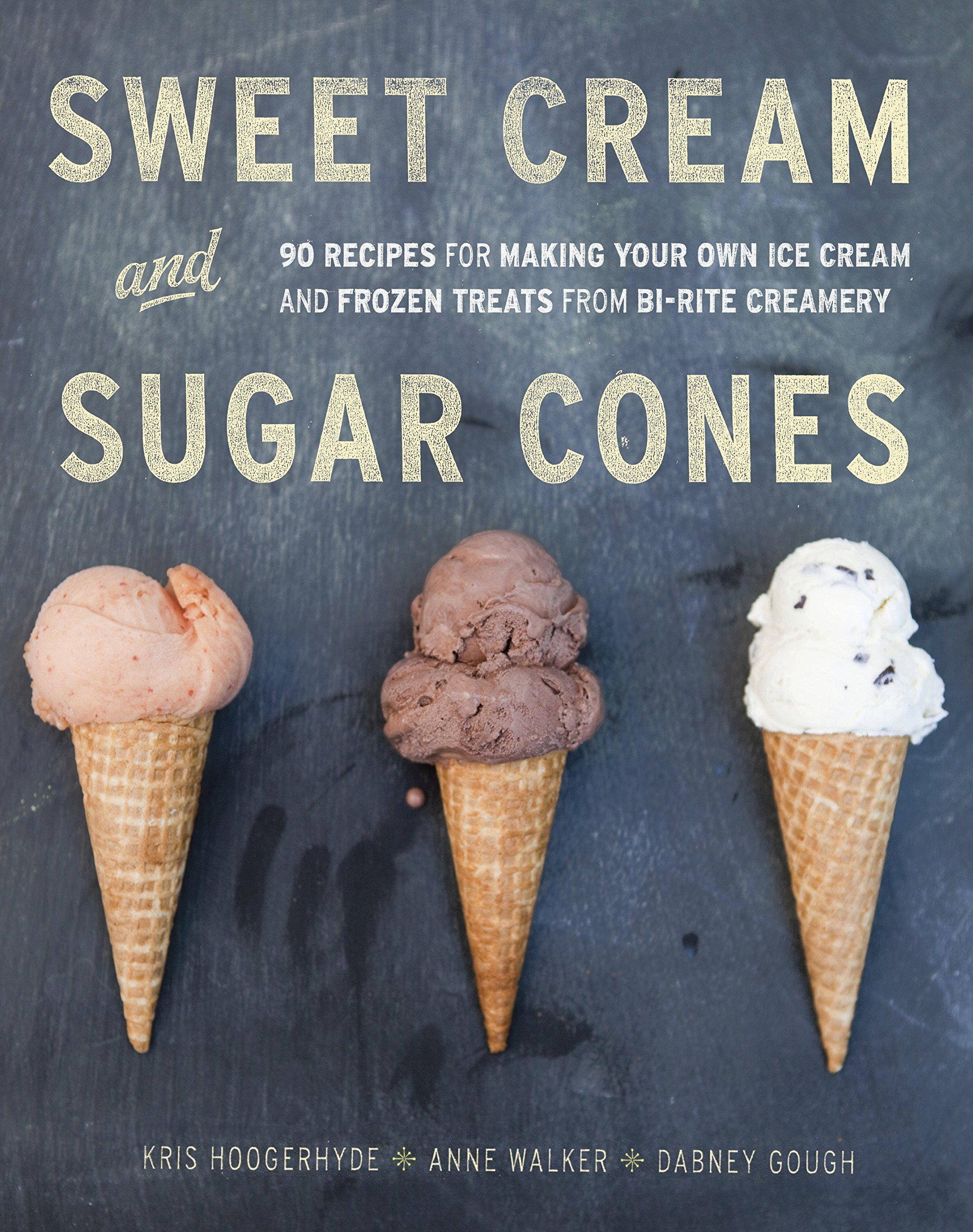 Homemade Chocolate-Dipped Ice Cream Cones