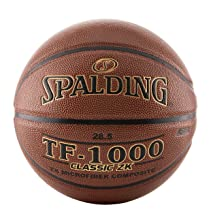 Spalding TF-1000 Classic  : classique, mais pas que…