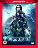 Rogue One: A Star Wars Story [Blu-ray 3D] [2016] [2017] [Region Free]