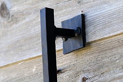 Awesome Barn Door Handle Pull Handmade Barndoor Hardware Hand Forged Wrought Iron  Barndoor Handles SSB